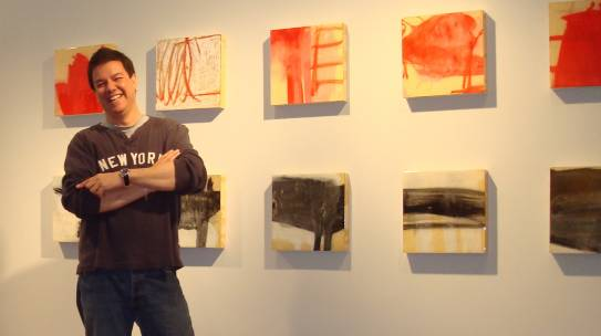 Frank Caracciolo: Putting Art in Motion
