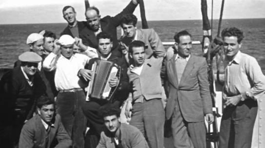 La Traversata – Italian Immigrant Accounts of Ocean Crossings