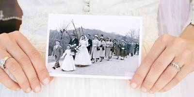 History of a Dress