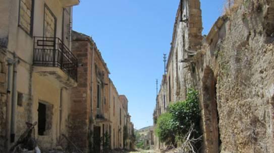 Sicilian Ruins: Resurrecting Poggioreale