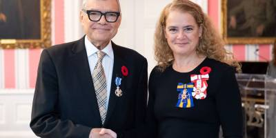 Aldo Del Col – Meritorious Service Medal Recipient