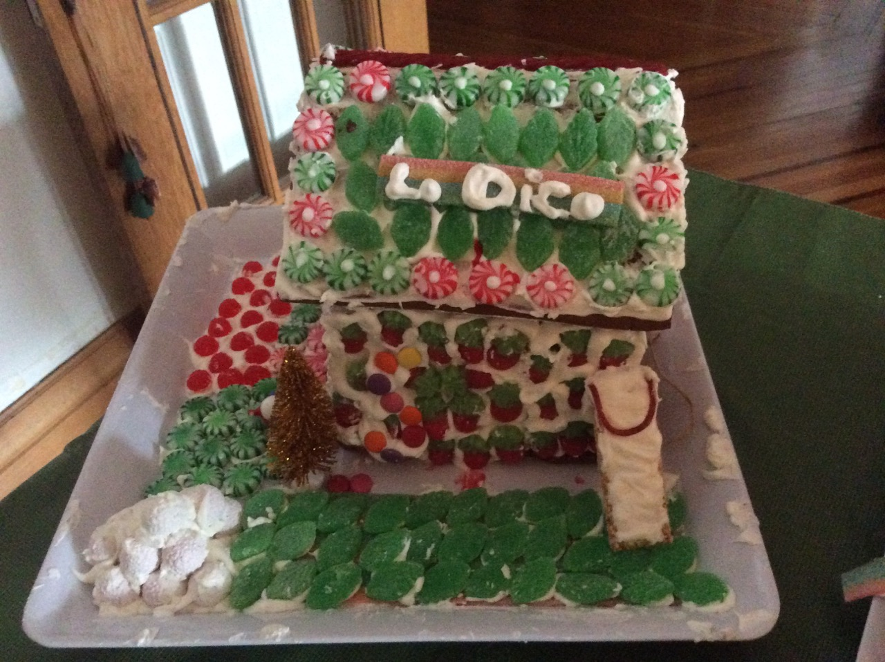 Gingerbread: A Sicilian-Canadian Tradition