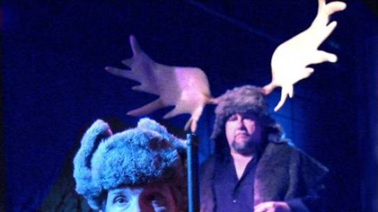 Thunder Bay to LA: Dina Morrone's Moose Play