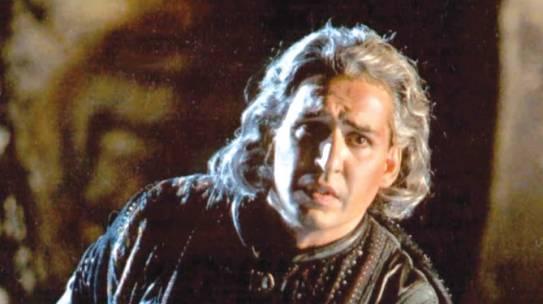 Alberto Gazale Sings Boccanegra