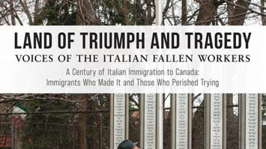 Paola Breda on Land of Triumph and Tragedy