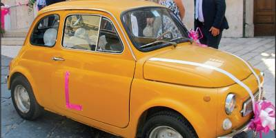 Cinquecento Love: My Life-Long Obsession with the Fiat 500