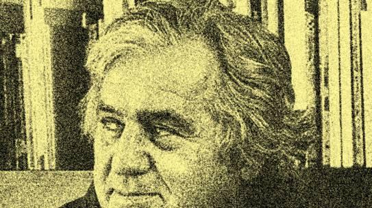 On Meeting Irving Layton