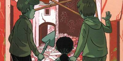 Silvia Vecchini on Translation and Her Graphic Novel: The Red Zone