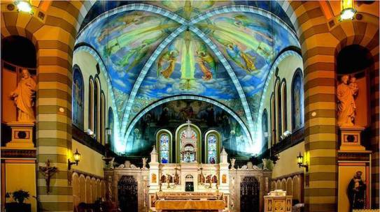 Faith and Fraternity: Ottawa's Sant'Antonio da Padova Church
