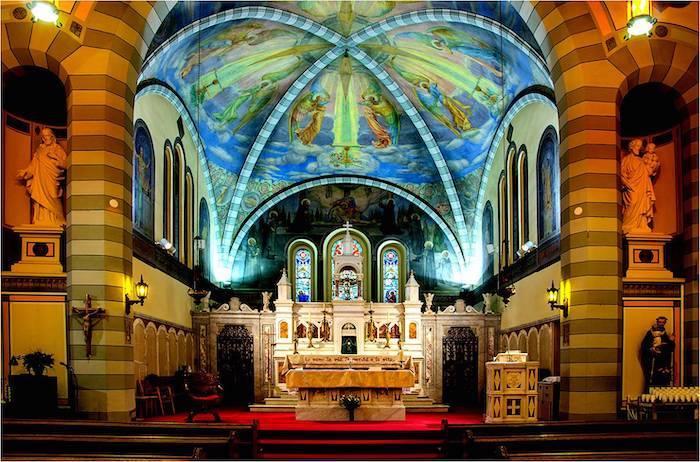 Faith and Fraternity: Ottawa's Sant'Antonio da Padova Church