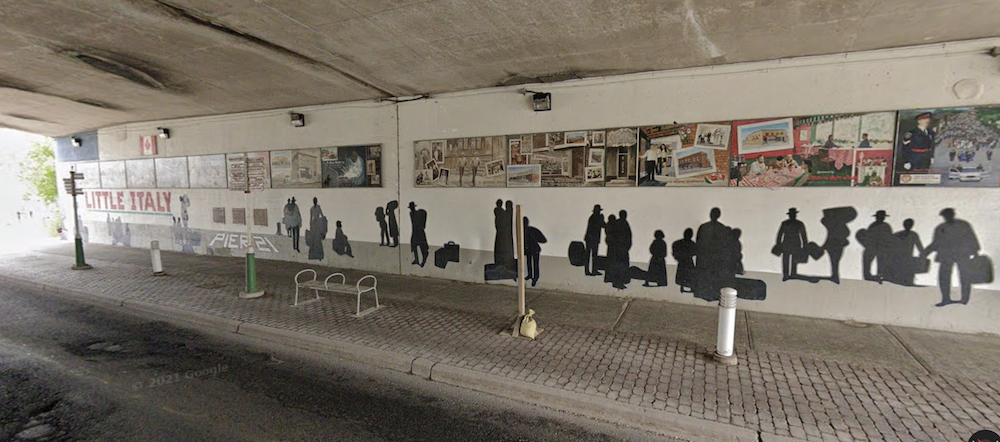 Ottawa's Little Italy Revives Street Art As It Revives Itself
